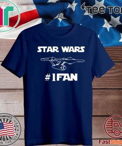 Star Wars #1 fan Shirt - Limited Edition