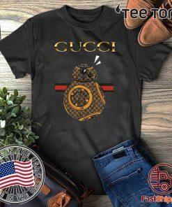 Star Wars BB-8 Gucci Official T-Shirt