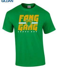 Tampa Bay Vipers Shirt Fang Gang
