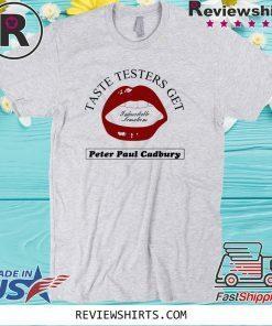 Taste Testers Get Peter Paul Cadbury 2020 T-Shirt