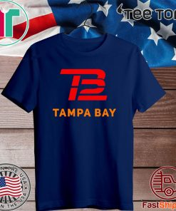 Tb12 Tampa Bay T-Shirt Tom Brady Logo