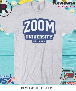 Zoom University EST 2020 Official T-Shirt