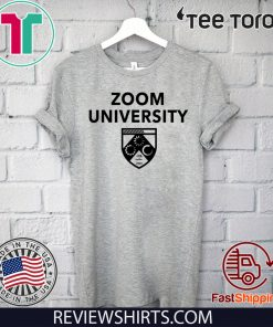 Zoom University US 2020 For T-Shirt