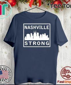 #nashvillestrong 2020 Nashville Strong Shirt