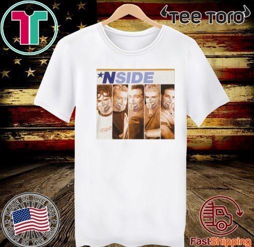 *NSIDE Shirt, NSYNC - NSYNC Masks 2020 T-Shirt