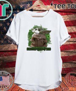 Star Wars Baby Yoda Survived Covid-19 2020 Shirt