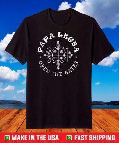 Papa Legba Veve Open the Gates T-Shirt