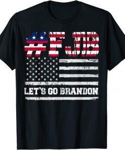 #FJB Chant Let's Go Brandon Gift Tee Shirts